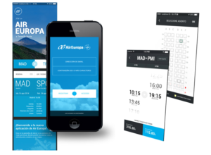 air europa check in movil