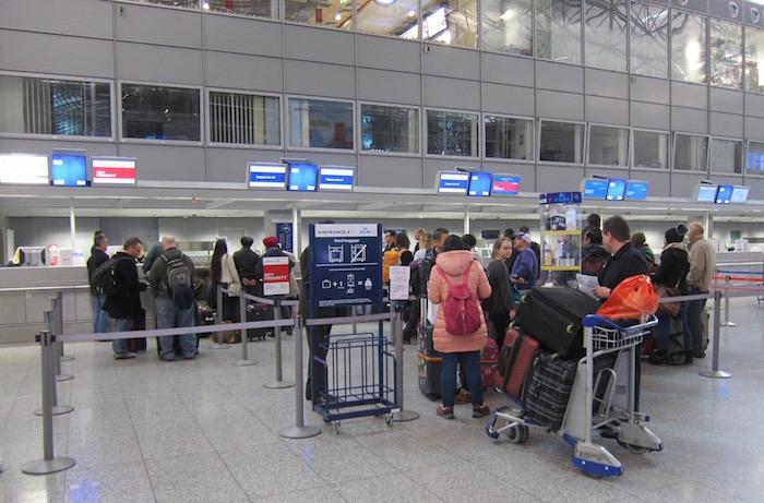air france check in at airport