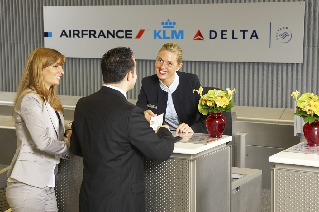 air france check in customer service