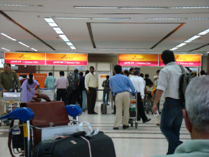 air india check in at airport