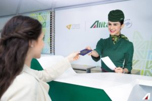 alitalia check in help