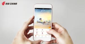 air china check in app