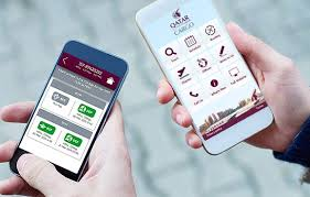 qatar check in app