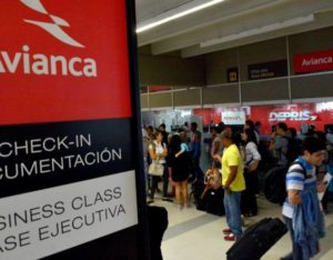 online check in for avianca