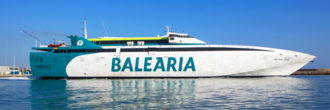 Balearia check in