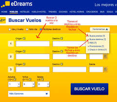 edreams check reservation