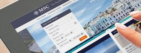 msc check in usa