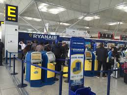 ryanair check in italiano