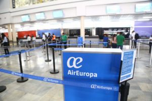 air europa check in cuantas horas antes