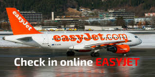 easyjet check in online
