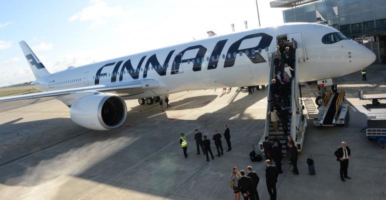 finnair e check in