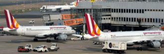 Germanwings check in