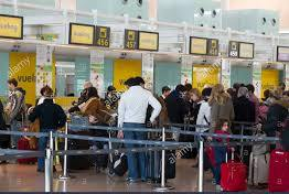 vueling check in aeropuerto