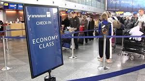 finnair check in airport