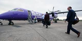 flybe check in airport