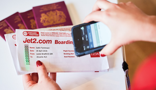 jet2holidays check in online