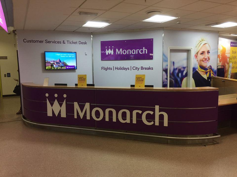 monarch check in when