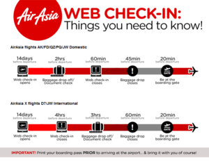 air asia check in