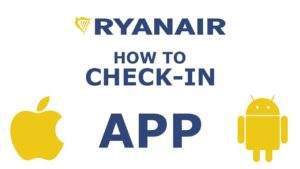ryanair check in app