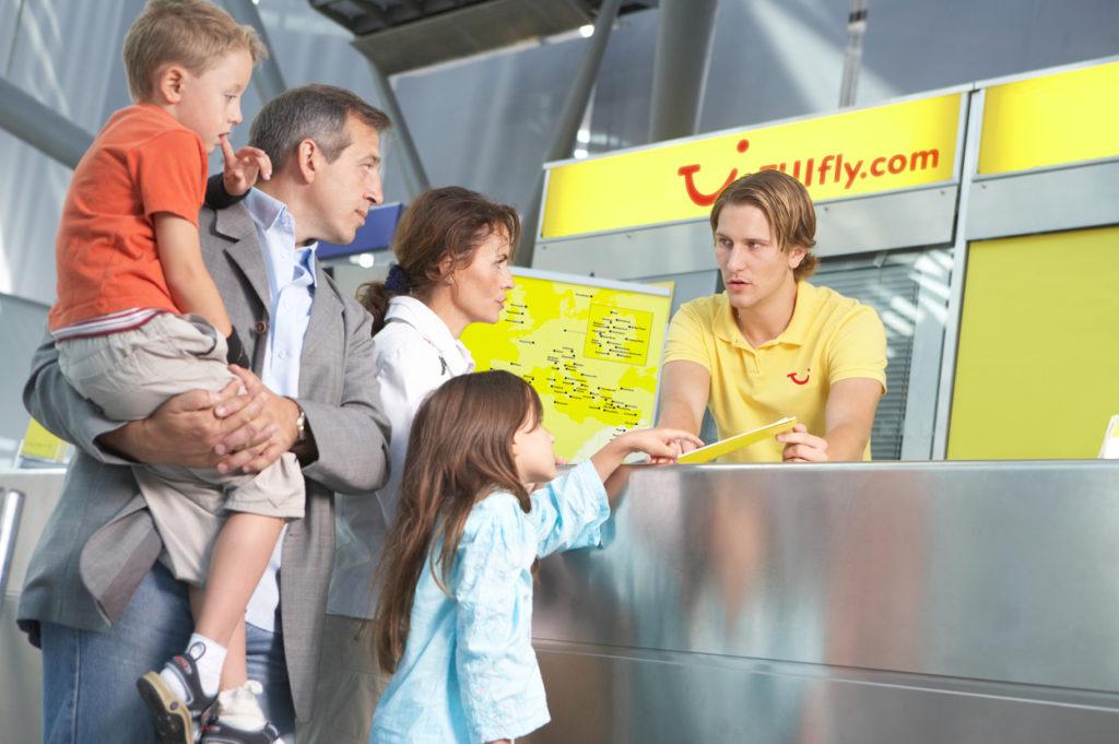 tuifly check in aeropuerto