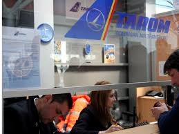 Tarom-check-in-