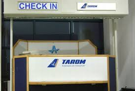 tarom check in madrid