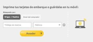 vueling check in app