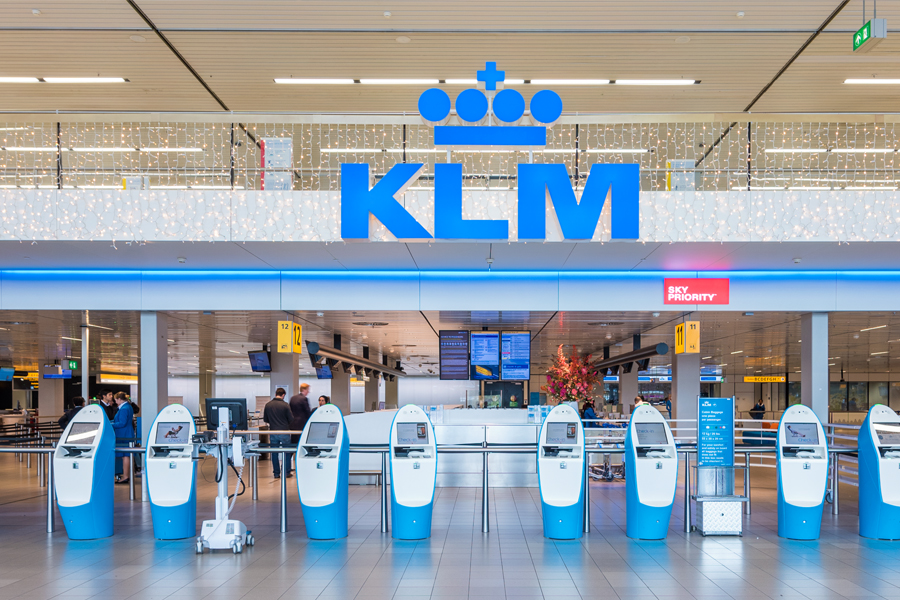 klm.com check in time