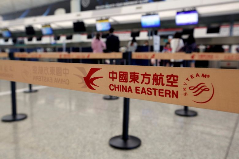 china eastern check in at airport