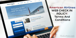 american eagle airlines check in online