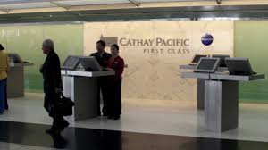 cathay pacific check in hk