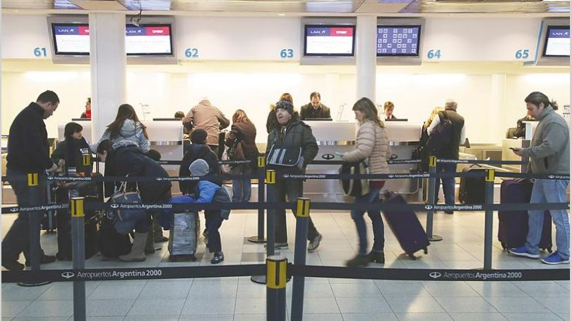check in aeropuerto vueling