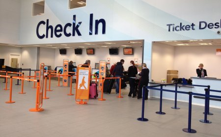 check in desk traduccion