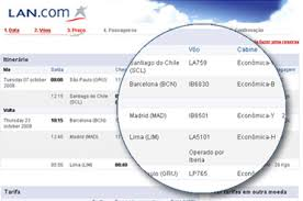 check in lan airlines