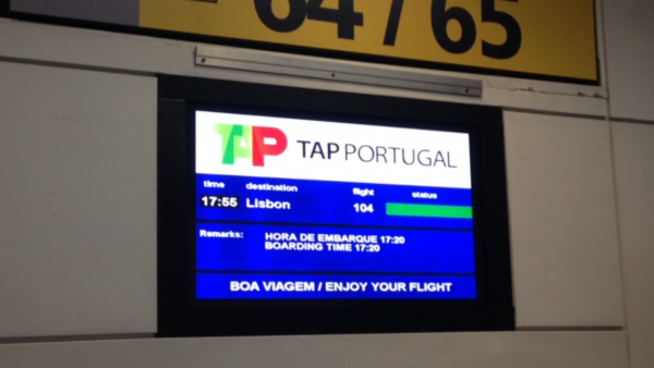 tap portugal check in movil