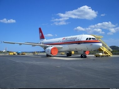 meridiana check in
