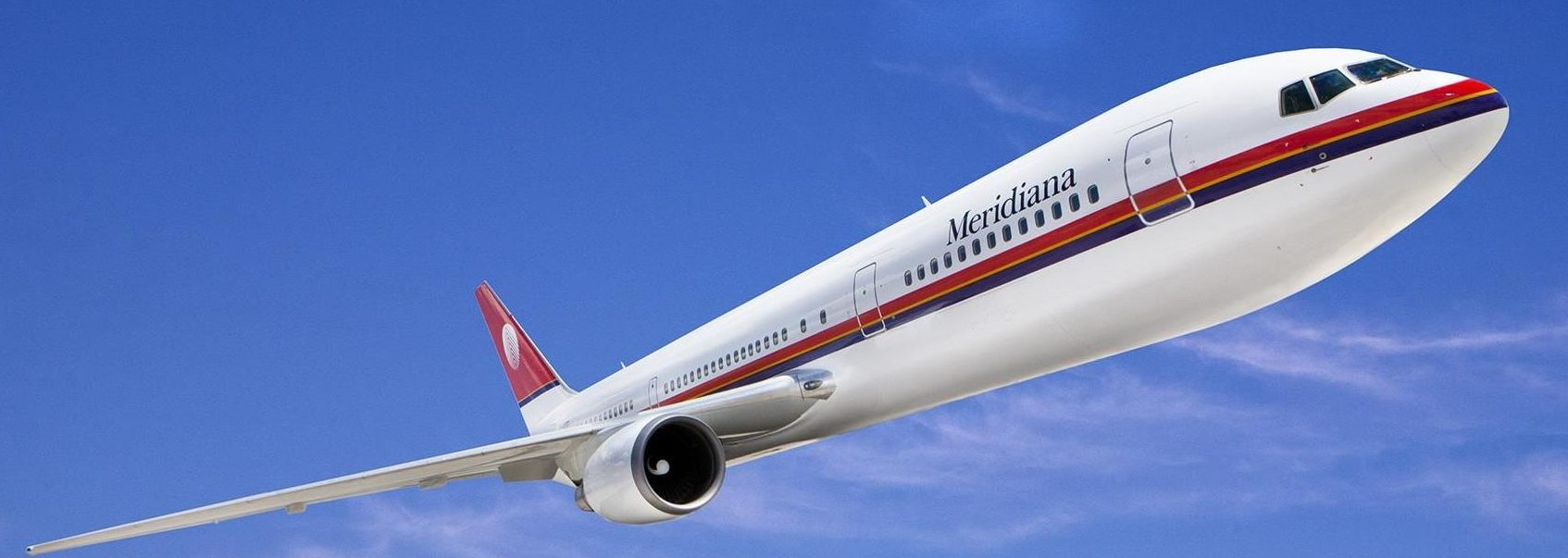 meridiana check in italiano