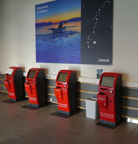 norwegian check in airport