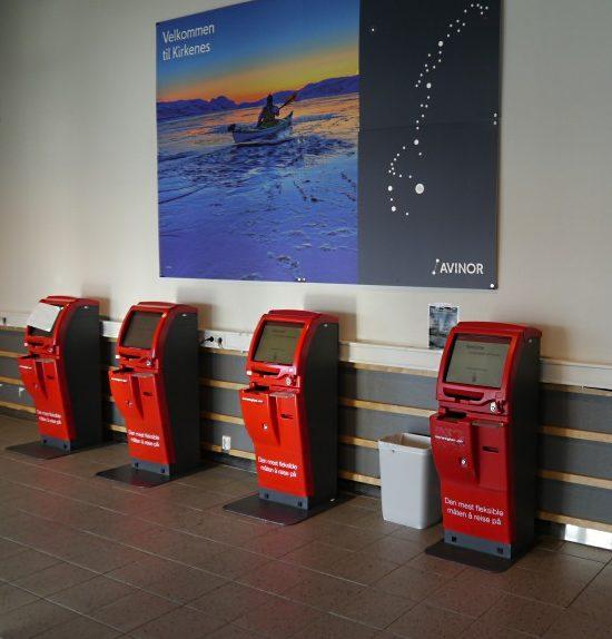 norwegian check in airport