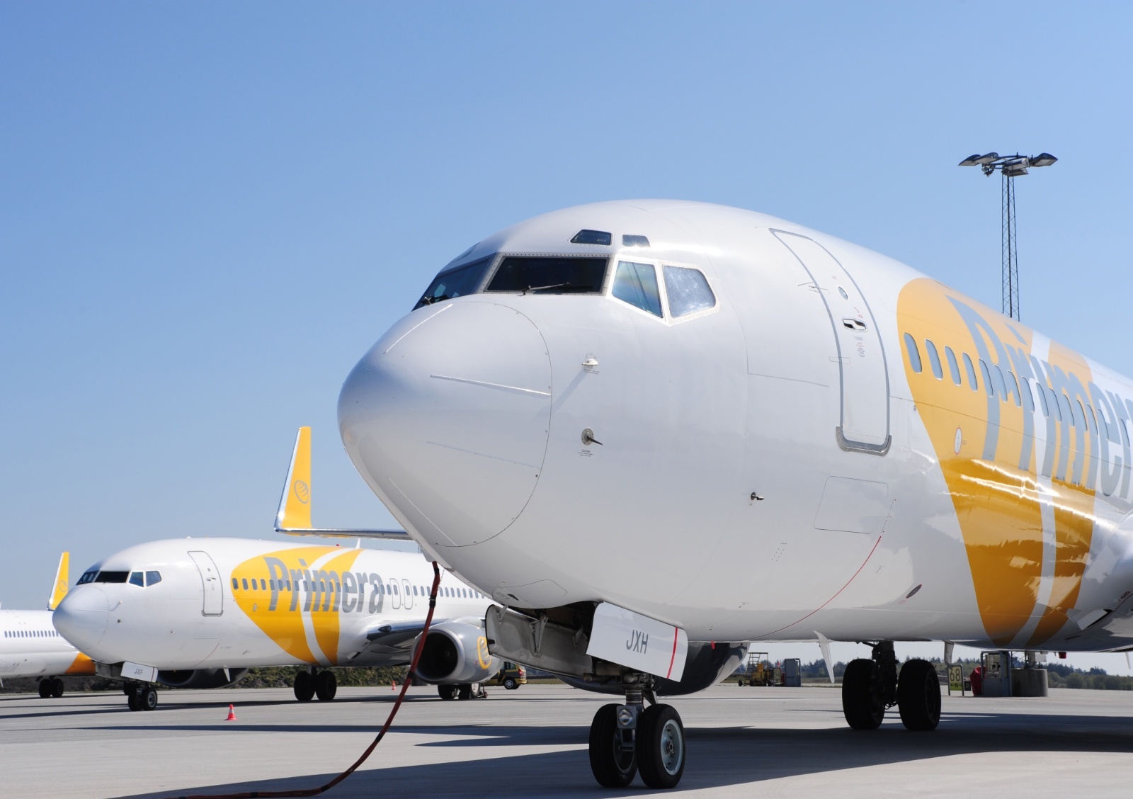 primera air check in alicante