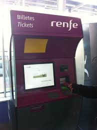 check in renfe edreams