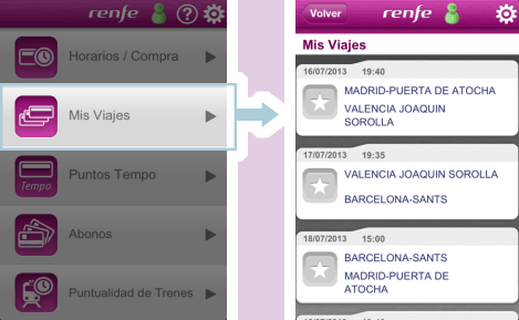 auto check in renfe