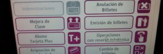 Check in renfe