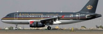 Check in Royal Jordanian