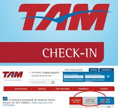 tam check in uruguay