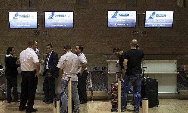 tarom check in aeroport