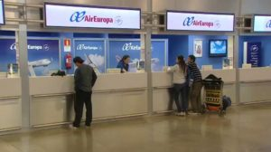 air europa check reservation