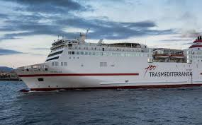 trasmediterranea check in