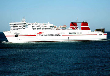 trasmediterranea check in time